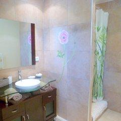 Отель Chambre d'hôtes Serenita di Giacometti ванная фото 2