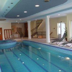 Отель Blue Villa Appartement House Венгрия, Хевиз - отзывы, цены и фото номеров - забронировать отель Blue Villa Appartement House онлайн бассейн фото 2