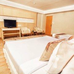 Отель Chawamit Residence Bangkok Бангкок комната для гостей фото 5