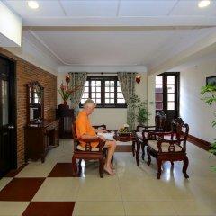 Отель Hoi An Lantern Хойан интерьер отеля фото 2