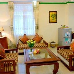 Отель Green Hotel Вьетнам, Вунгтау - отзывы, цены и фото номеров - забронировать отель Green Hotel онлайн в номере фото 2