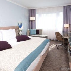 Отель Crowne Plaza Berlin City Centre комната для гостей