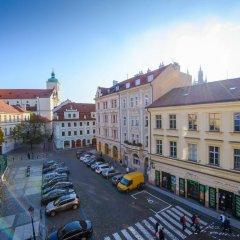 Отель Myo Hotel Mysterius Чехия, Прага - отзывы, цены и фото номеров - забронировать отель Myo Hotel Mysterius онлайн парковка