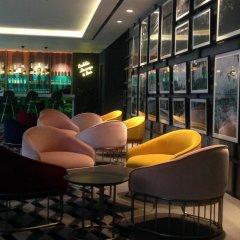 Отель L7 Myeongdong by LOTTE интерьер отеля