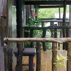 Leaf House Bungalow - Hostel балкон