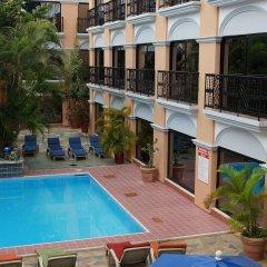 Hotel Doralba Inn фитнесс-зал