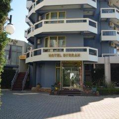 Hotel Dyrrah парковка
