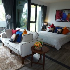 Отель The Deck Condominium комната для гостей фото 4
