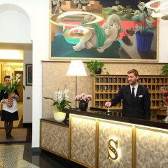 Hotel Sanpi Milano гостиничный бар