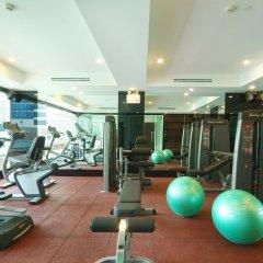 Отель Amora Neoluxe Бангкок фитнесс-зал фото 2