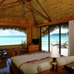 Отель Le Taha'a Island Resort & Spa комната для гостей фото 2