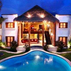 Отель Mosquito Beach Мексика, Плая-дель-Кармен - отзывы, цены и фото номеров - забронировать отель Mosquito Beach онлайн вид на фасад