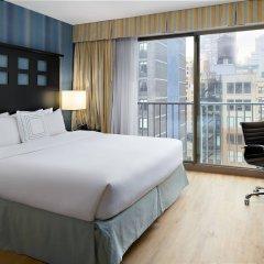 Отель Fairfield Inn & Suites by Marriott New York ManhattanChelsea США, Нью-Йорк - 1 отзыв об отеле, цены и фото номеров - забронировать отель Fairfield Inn & Suites by Marriott New York ManhattanChelsea онлайн комната для гостей фото 2