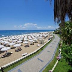 Отель Barut Hemera пляж