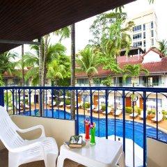 Отель Horizon Patong Beach Resort And Spa Пхукет балкон