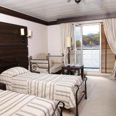 Отель Баккара Киев комната для гостей фото 5