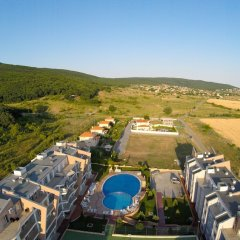 Отель Sunset Complex Болгария, Кошарица - отзывы, цены и фото номеров - забронировать отель Sunset Complex онлайн балкон