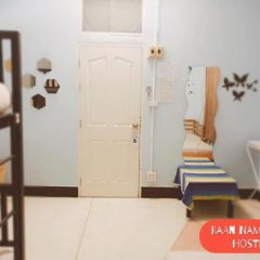 Baan Nampetch Hostel сейф в номере