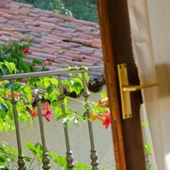 Отель Posada Las Espedillas Камалено балкон