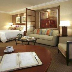 Отель The Signature at MGM Grand 4* Люкс с различными типами кроватей фото 3