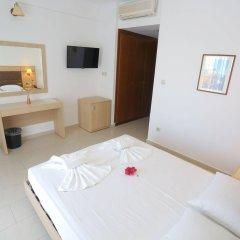 Отель Hilltop Hotel Греция, Ханиотис - отзывы, цены и фото номеров - забронировать отель Hilltop Hotel онлайн комната для гостей фото 4