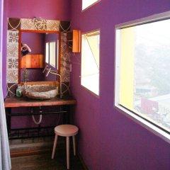 Gaia Hostel Далат удобства в номере