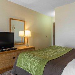 Отель Comfort Inn Dartmouth удобства в номере
