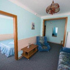 Гостиница Центральная 3* Стандартный номер с разными типами кроватей фото 14