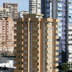 Отель Apartamentos Benimar Испания, Бенидорм - отзывы, цены и фото номеров - забронировать отель Apartamentos Benimar онлайн городской автобус