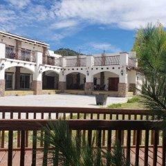 Отель Quinta Misión Креэль балкон