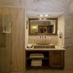 Best Western Premier Cappadocia - Special Class Турция, Ургуп - отзывы, цены и фото номеров - забронировать отель Best Western Premier Cappadocia - Special Class онлайн ванная фото 2