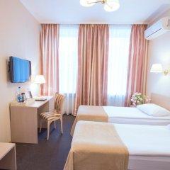 Гостиница Бристоль 3* Стандартный номер с двуспальной кроватью фото 14