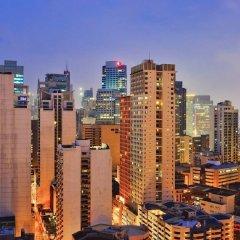 Отель Somerset Millennium Makati Филиппины, Макати - отзывы, цены и фото номеров - забронировать отель Somerset Millennium Makati онлайн пляж