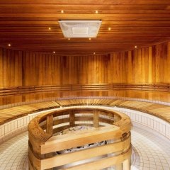 Отель Imatran Kylpylä Spa Apartments Финляндия, Иматра - 1 отзыв об отеле, цены и фото номеров - забронировать отель Imatran Kylpylä Spa Apartments онлайн сауна
