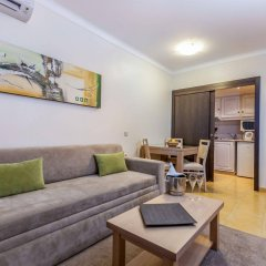 Отель Santa Eulalia Hotel Apartamento & Spa Португалия, Албуфейра - отзывы, цены и фото номеров - забронировать отель Santa Eulalia Hotel Apartamento & Spa онлайн комната для гостей фото 4