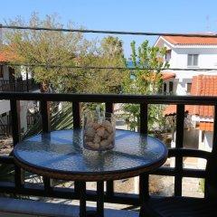Отель villas hanioti Греция, Пефкохори - отзывы, цены и фото номеров - забронировать отель villas hanioti онлайн балкон