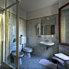 Hotel Caprera ванная