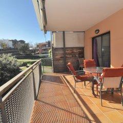 Отель Garbi Boadella Испания, Льорет-де-Мар - отзывы, цены и фото номеров - забронировать отель Garbi Boadella онлайн балкон