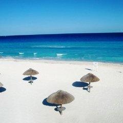 Отель Casa Turquesa Мексика, Канкун - 8 отзывов об отеле, цены и фото номеров - забронировать отель Casa Turquesa онлайн пляж фото 2