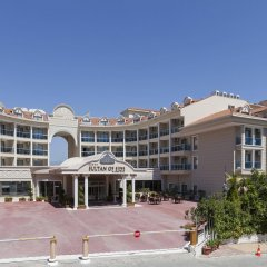 Отель Sultan of Side - All Inclusive Сиде парковка