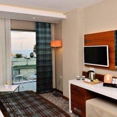 White City Resort Hotel Турция, Аланья - отзывы, цены и фото номеров - забронировать отель White City Resort Hotel онлайн удобства в номере фото 2