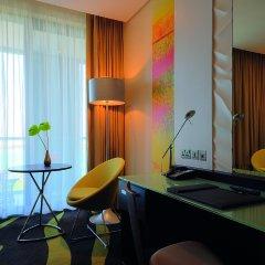Radisson Blu Hotel, Abu Dhabi Yas Island удобства в номере