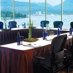 Отель Pan Pacific Vancouver Канада, Ванкувер - отзывы, цены и фото номеров - забронировать отель Pan Pacific Vancouver онлайн помещение для мероприятий