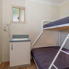 Отель Holiday Haven Burrill Lake Австралия, Сассекс-Инлет - отзывы, цены и фото номеров - забронировать отель Holiday Haven Burrill Lake онлайн удобства в номере