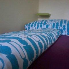 Ruta 80 Hostel Брно комната для гостей
