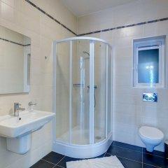 Отель Fabulous LUX APT inc Pool, Sliema Upmarket Area Мальта, Слима - отзывы, цены и фото номеров - забронировать отель Fabulous LUX APT inc Pool, Sliema Upmarket Area онлайн ванная фото 2