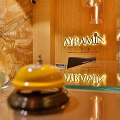 Ayramin Hotel сауна