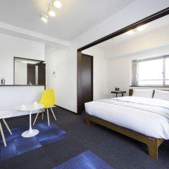 Отель Residence Hotel Hakata 4 Япония, Хаката - отзывы, цены и фото номеров - забронировать отель Residence Hotel Hakata 4 онлайн комната для гостей фото 3