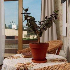 Гостиница Дача «Белый берег» в Суздале отзывы, цены и фото номеров - забронировать гостиницу Дача «Белый берег» онлайн Суздаль балкон