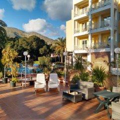 Отель Conchiglia D'oro Италия, Палермо - отзывы, цены и фото номеров - забронировать отель Conchiglia D'oro онлайн бассейн фото 3